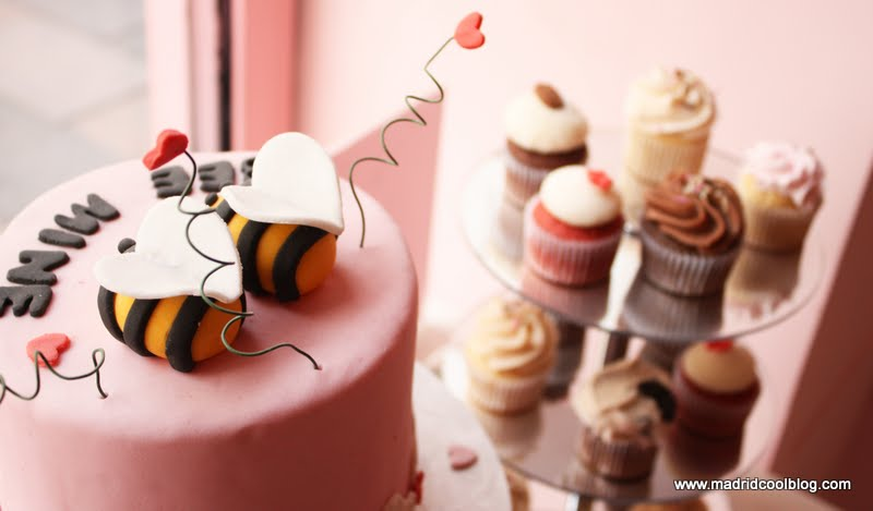 MADRID COOL BLOG cupcake madrid barrio salamanca mejor cupcake de madrid