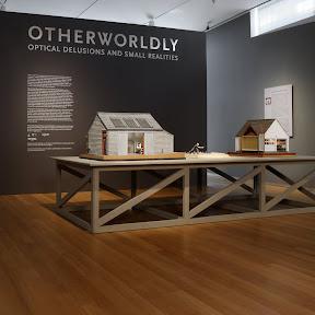 incorporated architecture design benroth rolston stuart MAD Museum of Art & Design, Otherworldly Exhibit