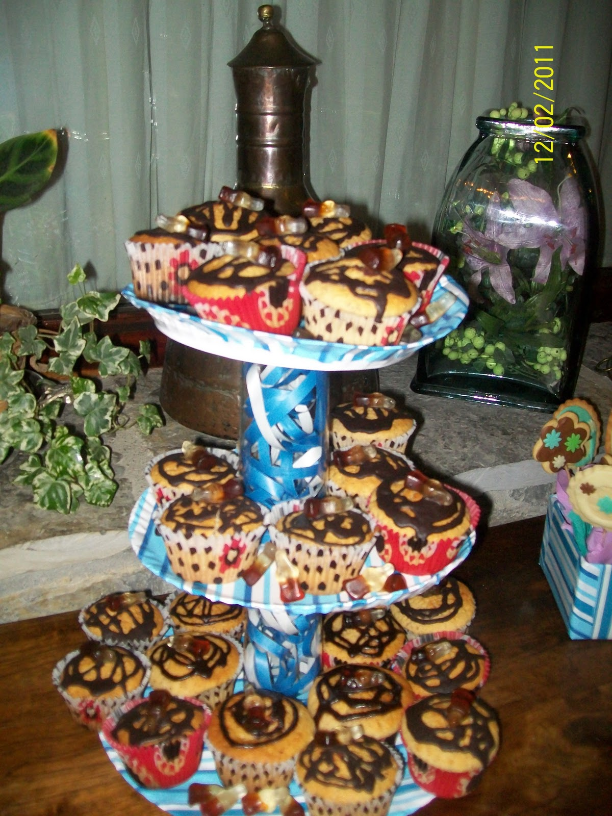 Tartailusion tartas con arte conjunto para fiesta - Ideas para fiesta 40 cumpleanos ...