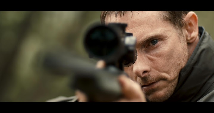 Sean Harris in A Lonely Place To Die.