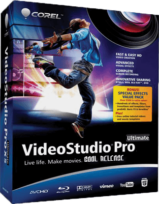 Corel VideoStudio Ultimate X10 Full İndir v20.0.0.137