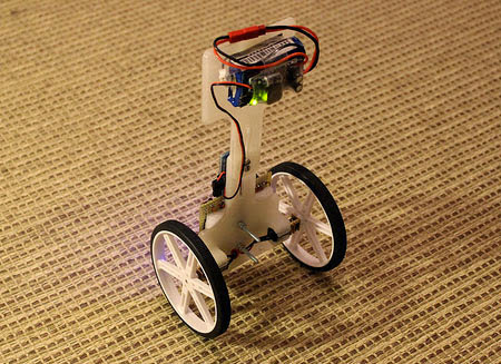 Two Wheel Balancing Robot