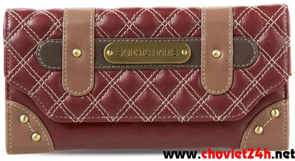 Ví thời trang Sophie Domerat – DSM1756