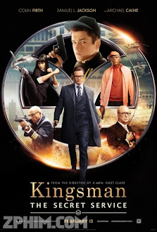 Mật Vụ Kingsman - Kingsman: The Secret Service (2014) Poster