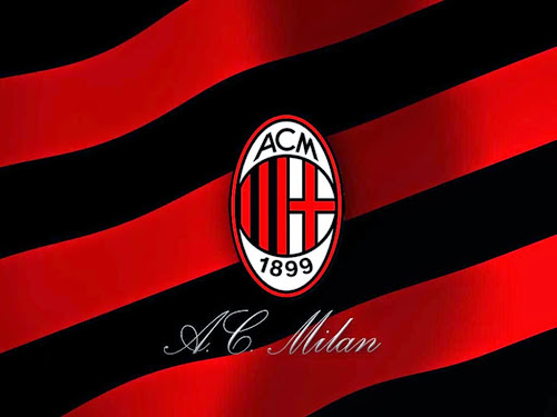 ac milan screensavers