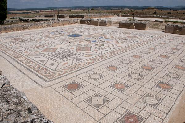 Colonia Clunia Sulpicia - Mosaico Casa I