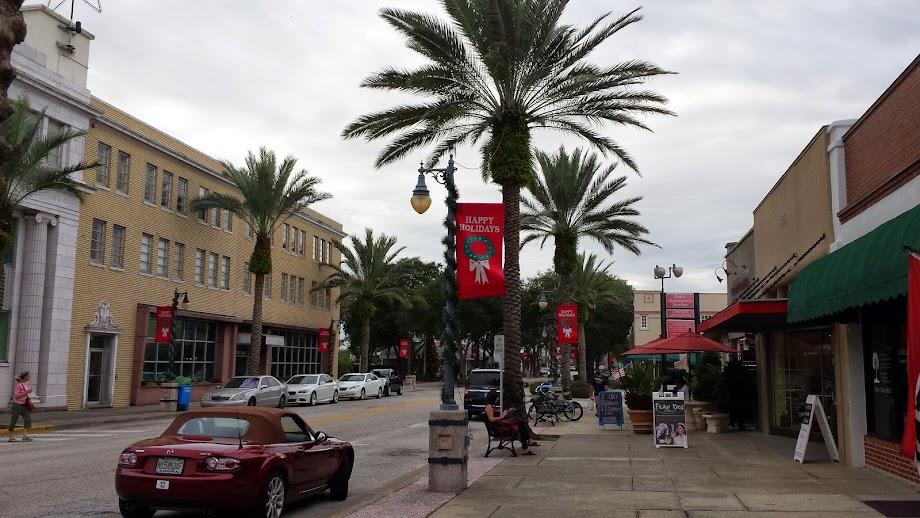 New Smyrna Beach City Marina Florida Life Aboard Liberty