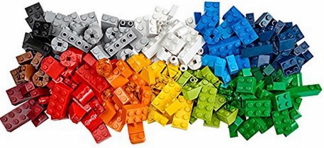 Lego Classic 10693 Sáng tạo bổ xung Creative Supplement bao gồm 303 viên gạch