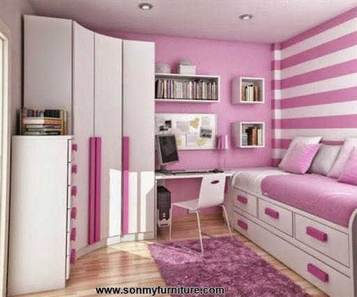 Mẫu thiết kế cho phòng ngủ vẫn đẹp trong nhà chật-6