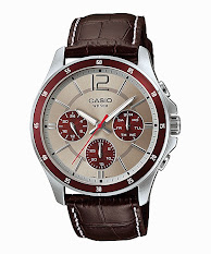 Casio Edifice : EF-334D-1AV