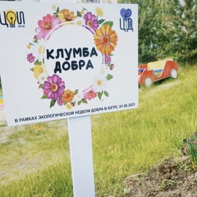 В Югре завершилась Экологическая неделя добра