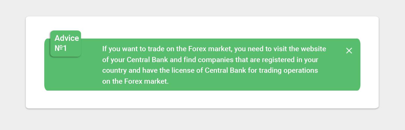 forex trading advice 1