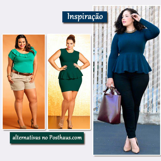 Looks Moda Plus Size