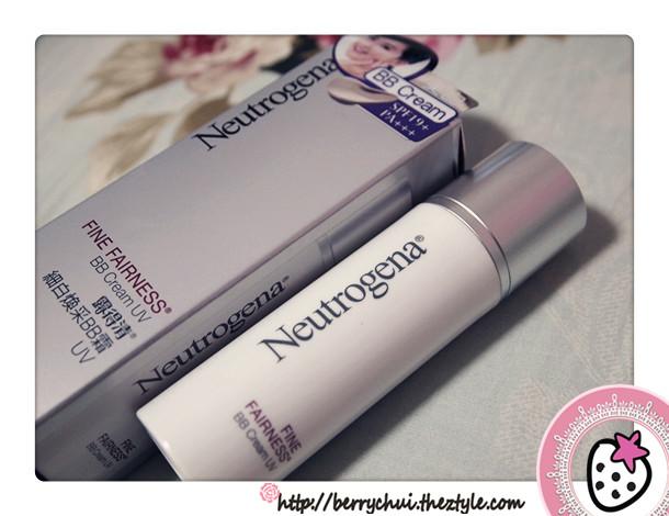 ♥【BB Cream】Neutrogena 趕時間用的好物 ♥