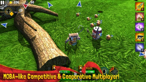Bug Heroes 2 v1.2 for iPhone/iPad
