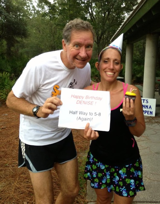 MyBirthday Striders3 Best Damn Birthday {Best Damn Race Giveaway}