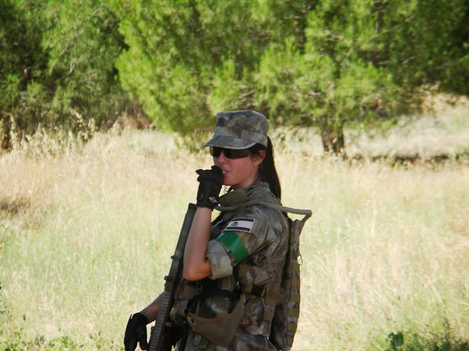 """Fotos de """"THE FINAL WAR"""". La Granja. 23-06-13 PICT0055"""
