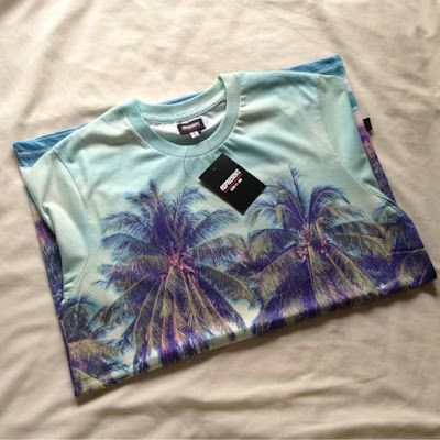 Represent Clothing Palm Tee