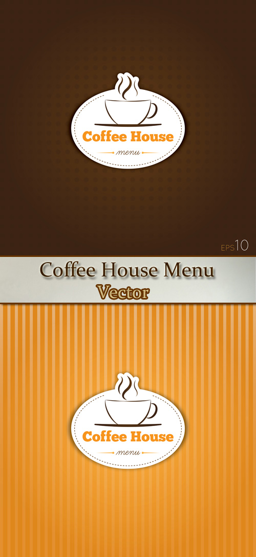 Stock: Coffee House Menu