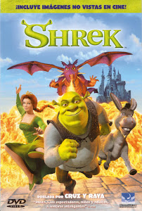 Gã Chằn Tinh Tốt Bụng 1 - Shrek 1 poster