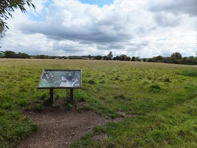 Brandononium Roman Fort site