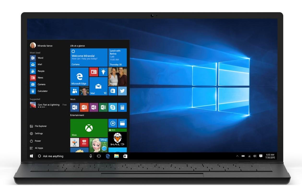 Windows 10: pianificare il riavvio per aggiornare il Pc