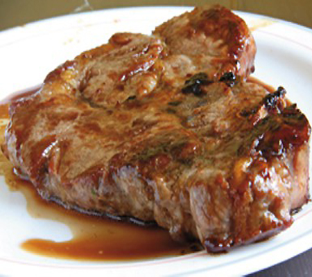 Grilled Brown Sugar Pork Chops Recipes