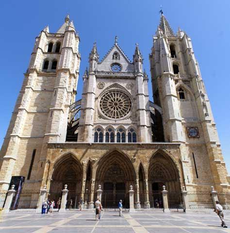 Catedral de Leon - principal