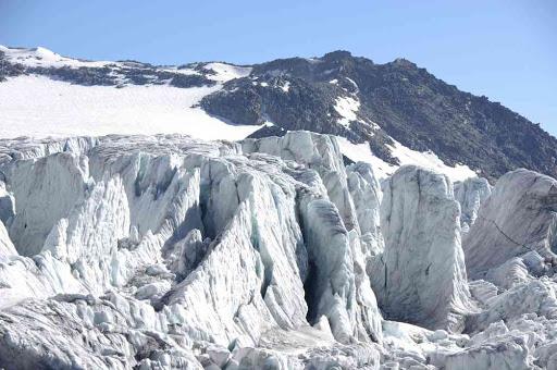 Séracs du glacier du Tour
