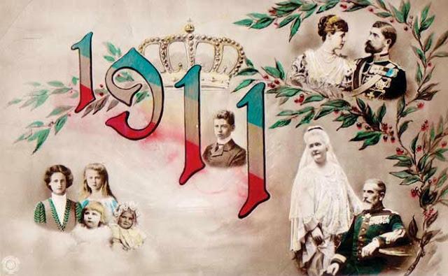 FOTO Cum a sărbătorit Crăciunul Familia Regală a României în ultimii 150 de ani