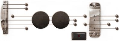 Google Les Paul Guitar Doodle