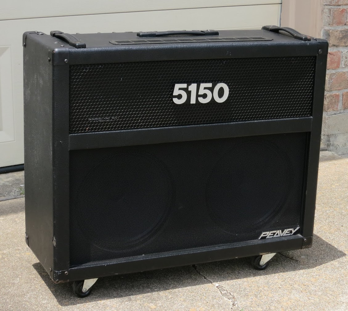 dating peavey 5150
