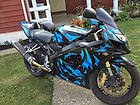 2004 Suzuki GSX-R 750 Motorcycle Custom One of a kind Bike! Must See!