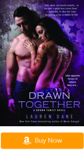 Drawn Together - Brown Siblings series - Erotic Romance Novels