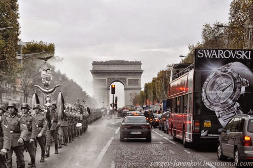 Paris Segunda Guerra