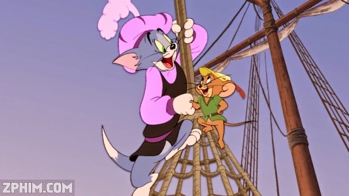 Ảnh trong phim Tom Và Jerry: Robin Hood Và Chú Chuột Vui Vẻ - Tom and Jerry: Robin Hood and His Merry Mouse 2