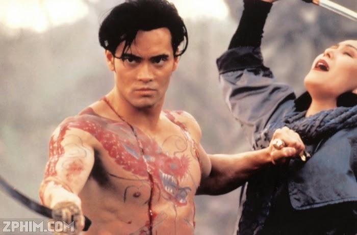 Ảnh trong phim Nước Mắt Sát Thủ - Crying Freeman 3