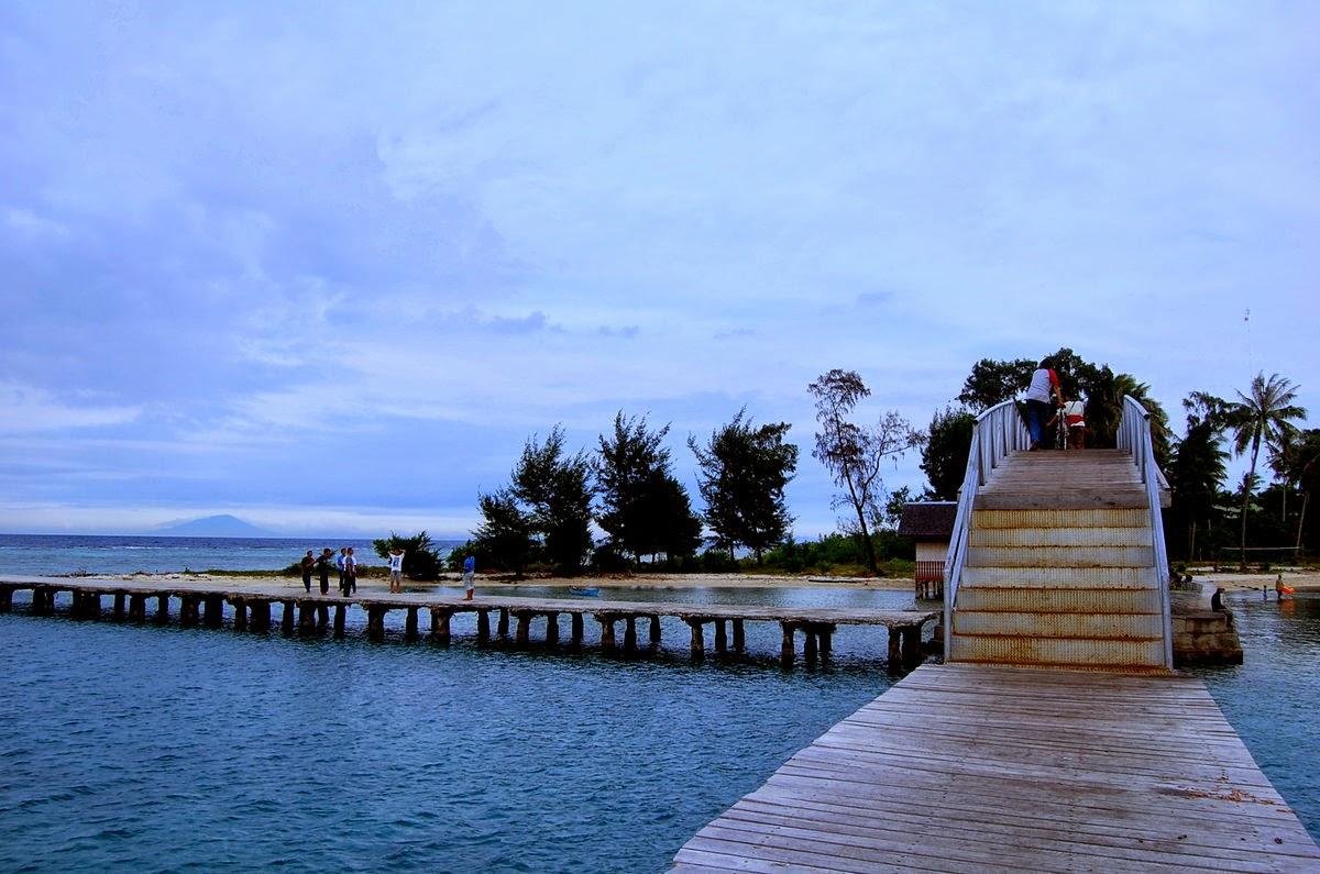 paket wisata pulau tidung 2012