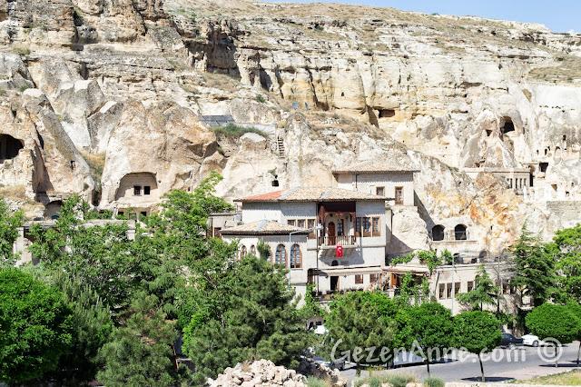 Kapadokya'da Ürgüp'te bulunan Asmalı Konak