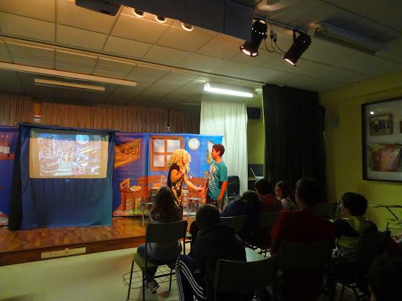 teatro 1 sesion