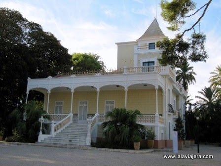 Visita a Villa Marco