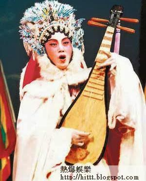 紅線女以獨特唱腔演繹《昭君出塞》最為經典。