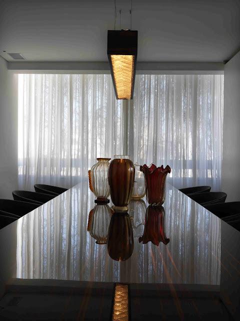 Amc arquitetura ilumina o for Lampada vela artemide
