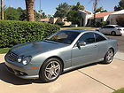 2004 Mercedes-Benz CL500 Base Coupe 2-Door 5.0L