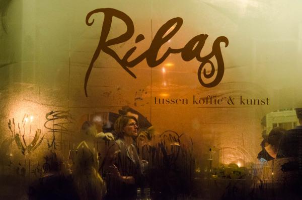 """Ribas """"Tussen Koffie & Kunst"""""""