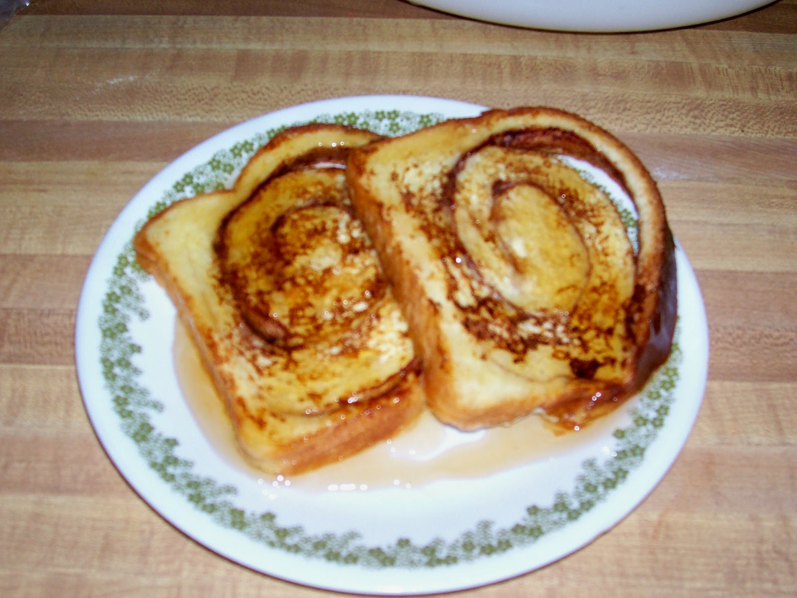 ... Yogurt Bread for Bread Machine and Some Cinnamon Swirl French Toast