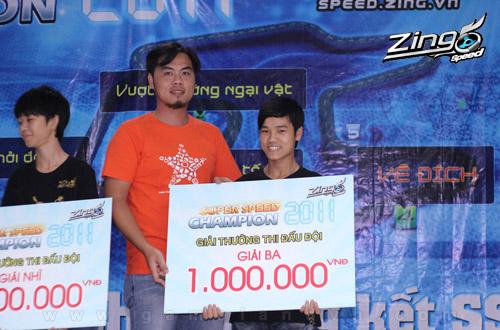 Zing Speed: Toàn cảnh vòng chung kết SSC 2011 17