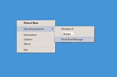 Reboot-to: la aplicación que hace posible cambiar de sistema operativo desde el menú de inicio