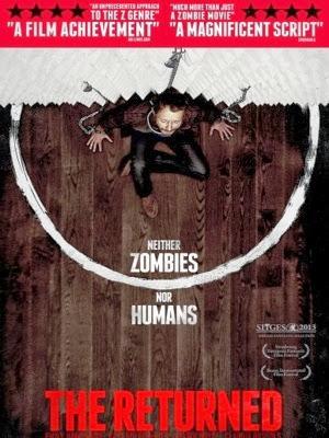 Filme Poster The Returned HDRip XviD & RMVB Legendado