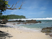 Wisata Jogja - Pantai Wedi Ombo Yogyakarta